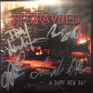 Image of A Dark New Day CD (SIGNED)