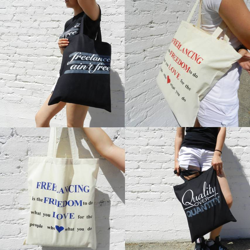 Image of 'Freelance' Collection Tote