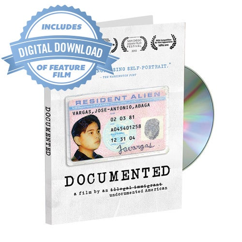 Image of Documented DVD