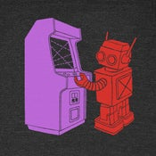 Image of Robot Arcade T-shirt
