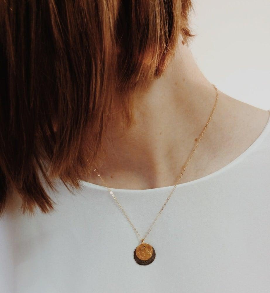 Image of Bambu Doblet Necklace