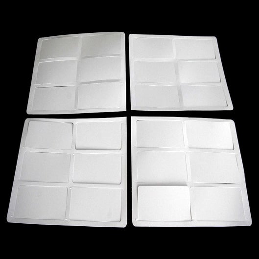 Image of Blank Flip Cards and Labels