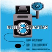Image of Belle & Sebastian 2014 Tour Poster - NEW!