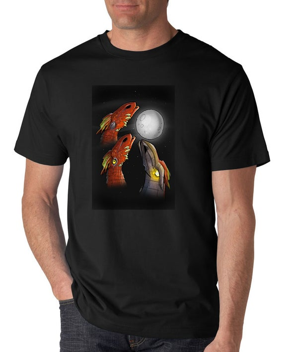 Image of 3 Lem Moon Tee