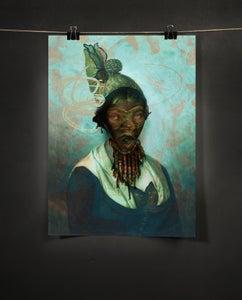 Image of MONIQUE Fine Art Print