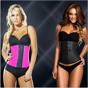 Image of PACKAGE DEAL-WORKOUT & LATEX CORSET