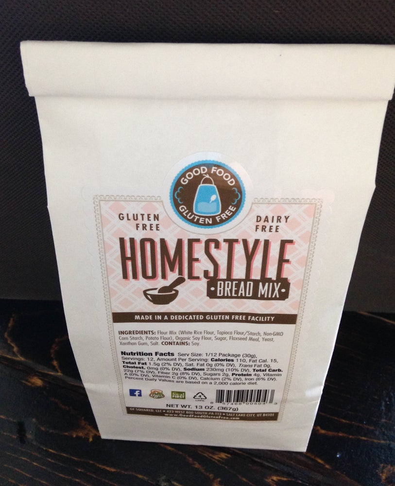 Image of Homestyle Bread Mix