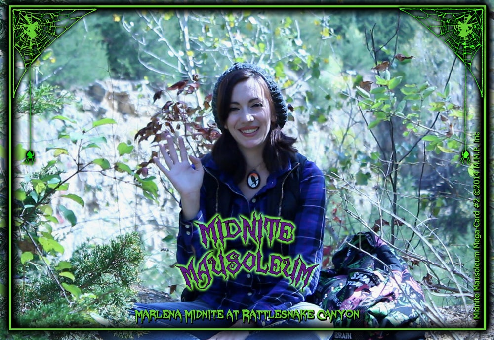 Image of *New* MIDNITE MAUSOLEUM TV Collection #2 DVD