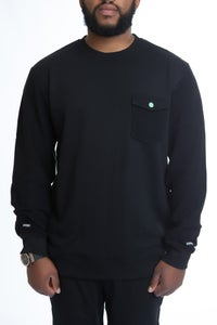 Image of MONO BLACKOUT CREWNECK