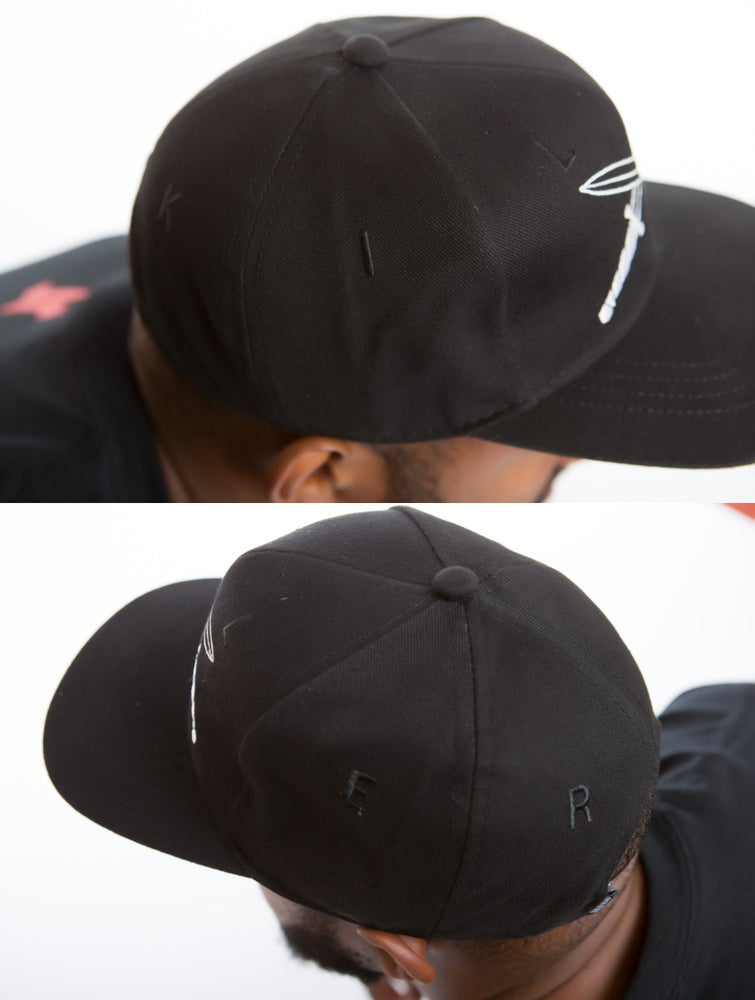 Image of LIFE IN PIECES SNAPBACK