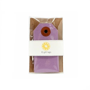 Image of Lavender Gift Tags