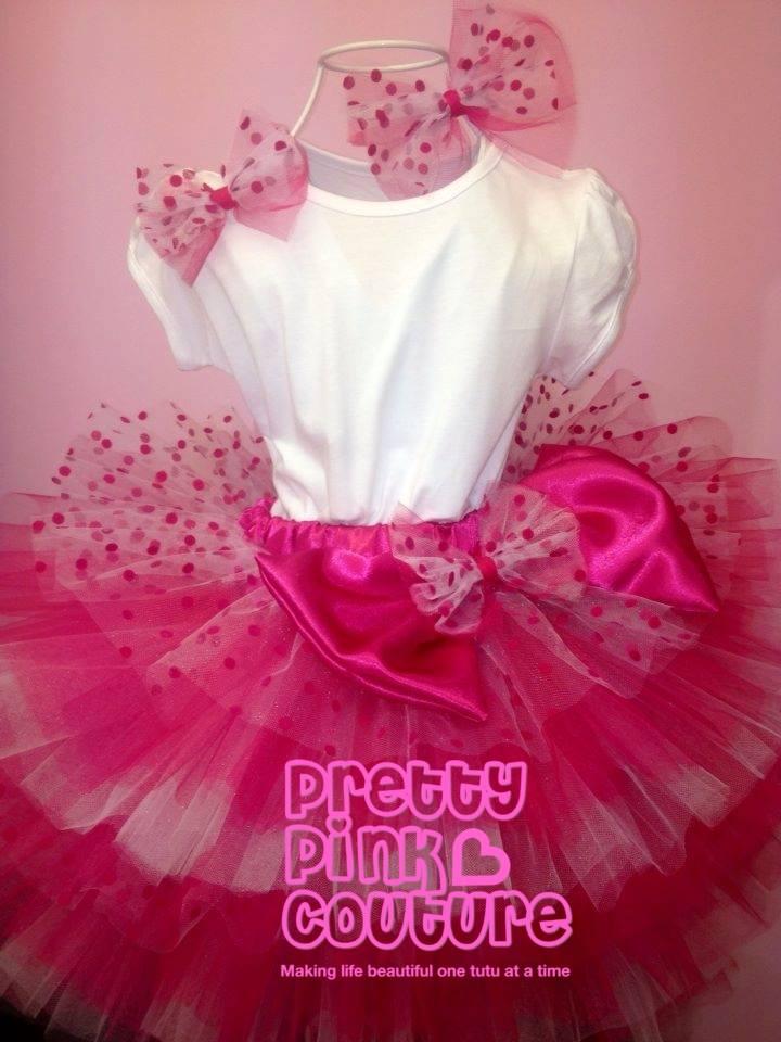 Image of Freya Tutu Outfit