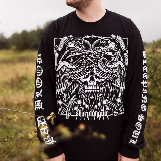 Image of Bad Blood / Sleeping Soul - Longsleeve