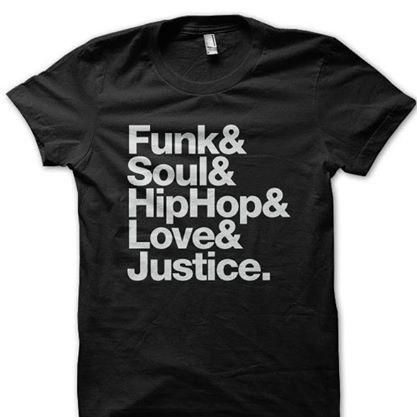 Image of The Elements T-Shirt - Funk , Soul & Hip Hop Shirt