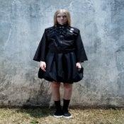 Image of (PREORDER) UNISEX Roses Turn Black Jacket