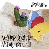 Image of Netherknowle Adventuring Club - Pockeldip