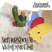 Image of Netherknowle Adventuring Club - Jaxlbod