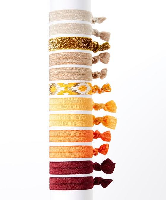 Image of Seasons 12 Hair Tie Set
