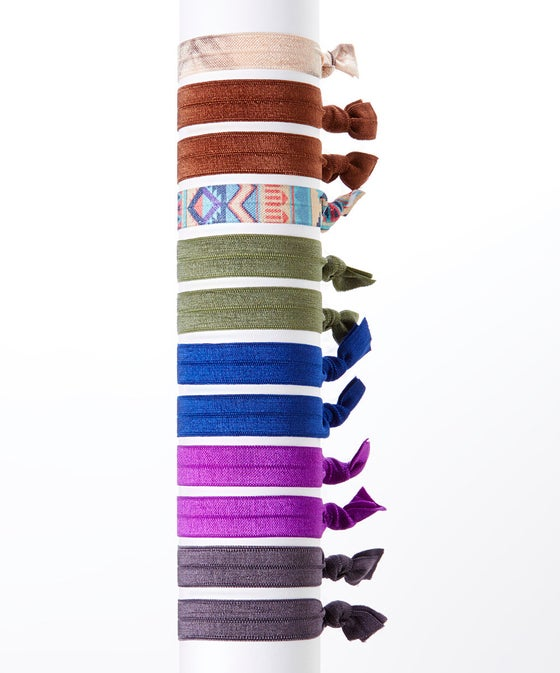Image of Changes Hair Tie Set of 12