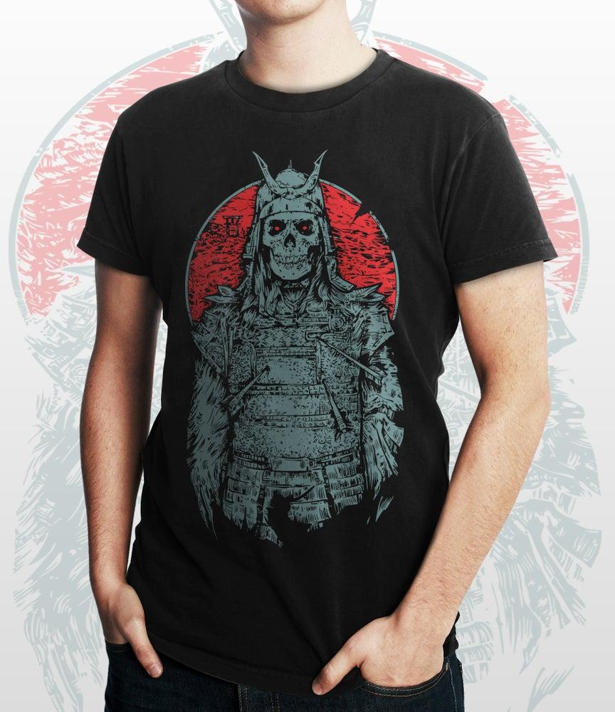 Image of Forgotten Samurai Turquoise