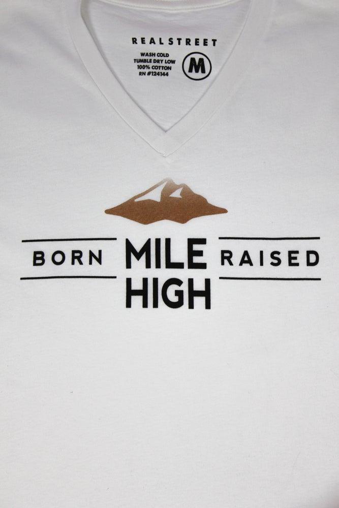 Image of BORN MILE HIGH…RAISED MILE HIGH