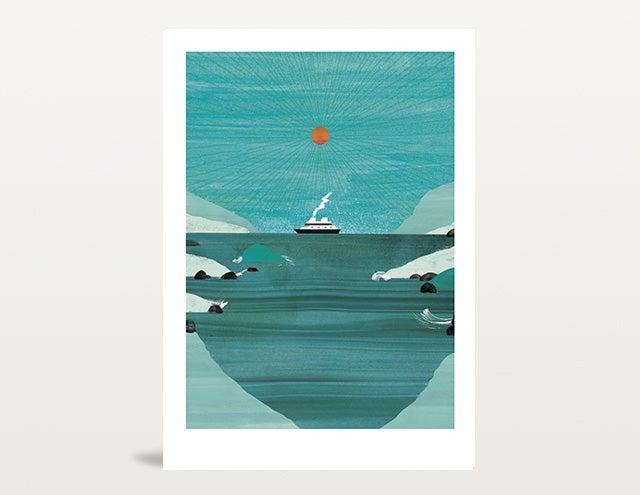 Image of Crossing Oceans