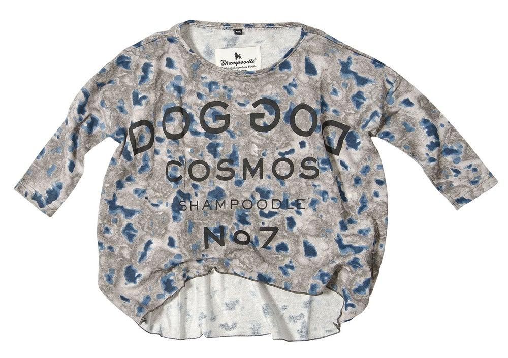 "Image of T-shirt manches longues garçon Shampoodle ""Stone Ballon"""