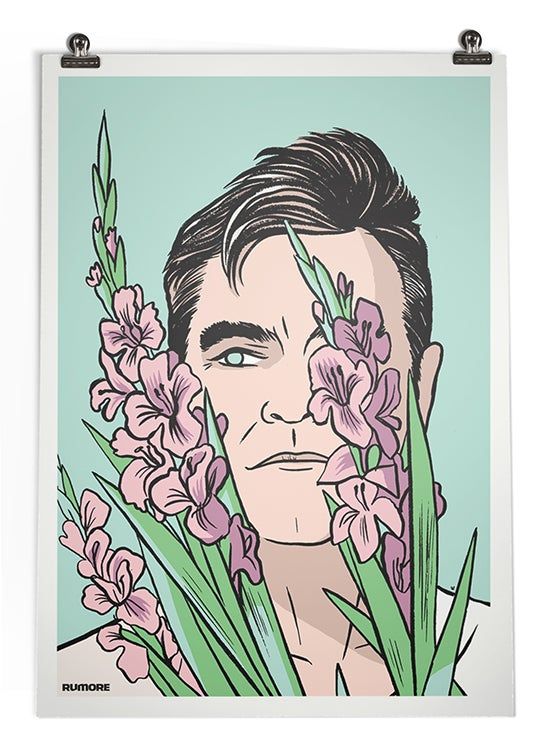 Image of MORRISSEY POSTER