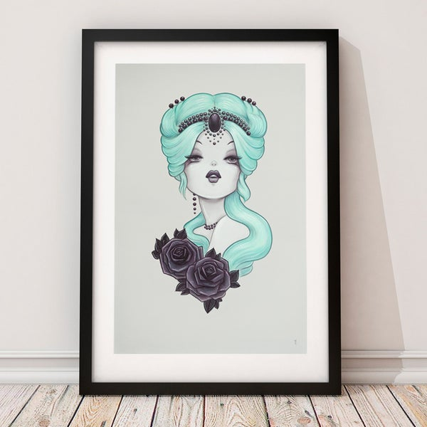 Image of 'Candy' Limited Edition Art Print