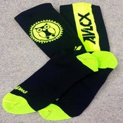 Image of AVLCX Hi-viz Swiftwick Socks