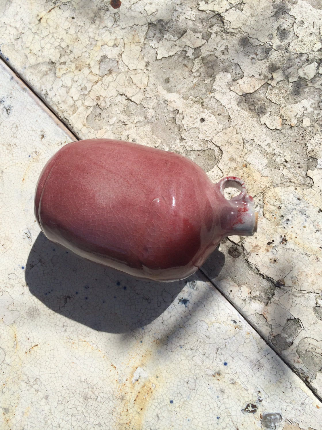 Image of Red blush grenade