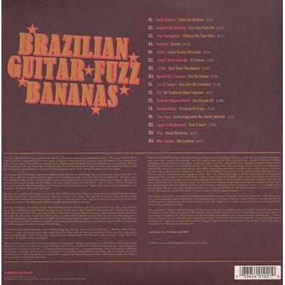 Image of VARIOUS ARTISTS-BRAZILIAN GUITAR FUZZ BANANAS
