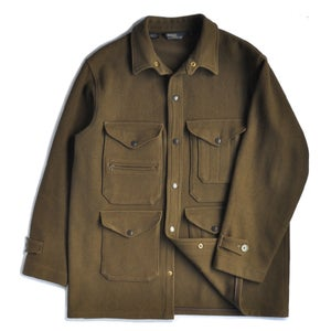 Image of POLO RALPH LAUREN WOOL HUNTING JACKET