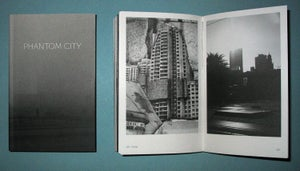 Image of PHANTOM CITY -  a photo novel (sent to: Europe, price incl 6% VAT and shipping)