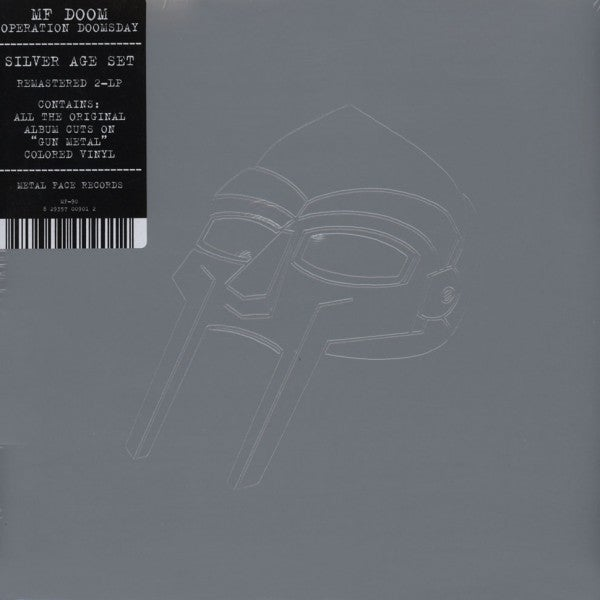 Image of MF DOOM-OPERATION DOOMSDAY
