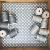 Image of Light Gray Solid Twine
