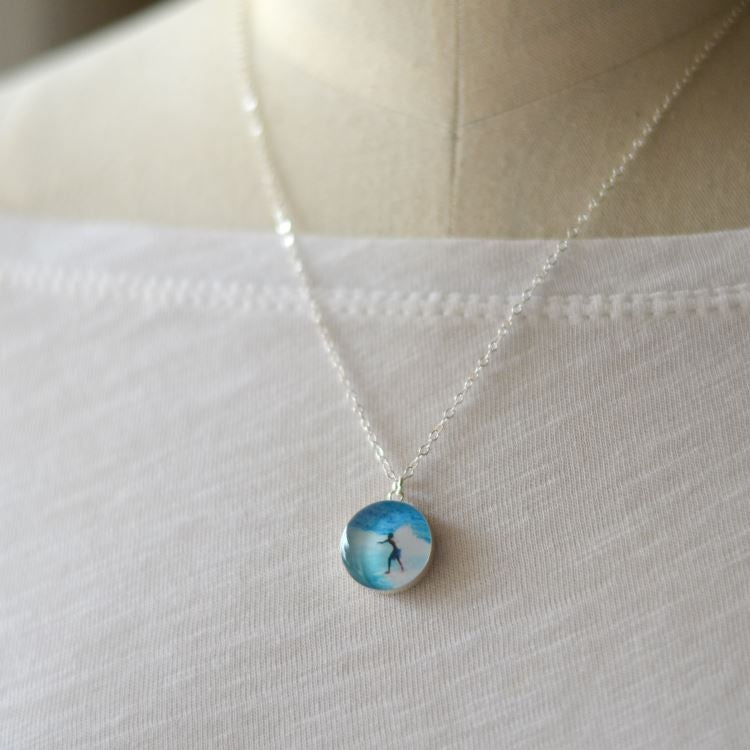 Image of Surfer necklace
