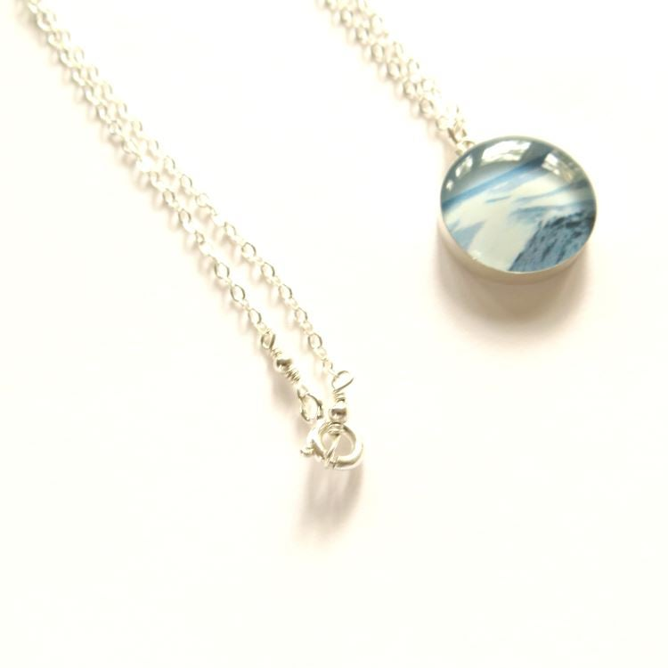 Image of Ocean Waves necklace