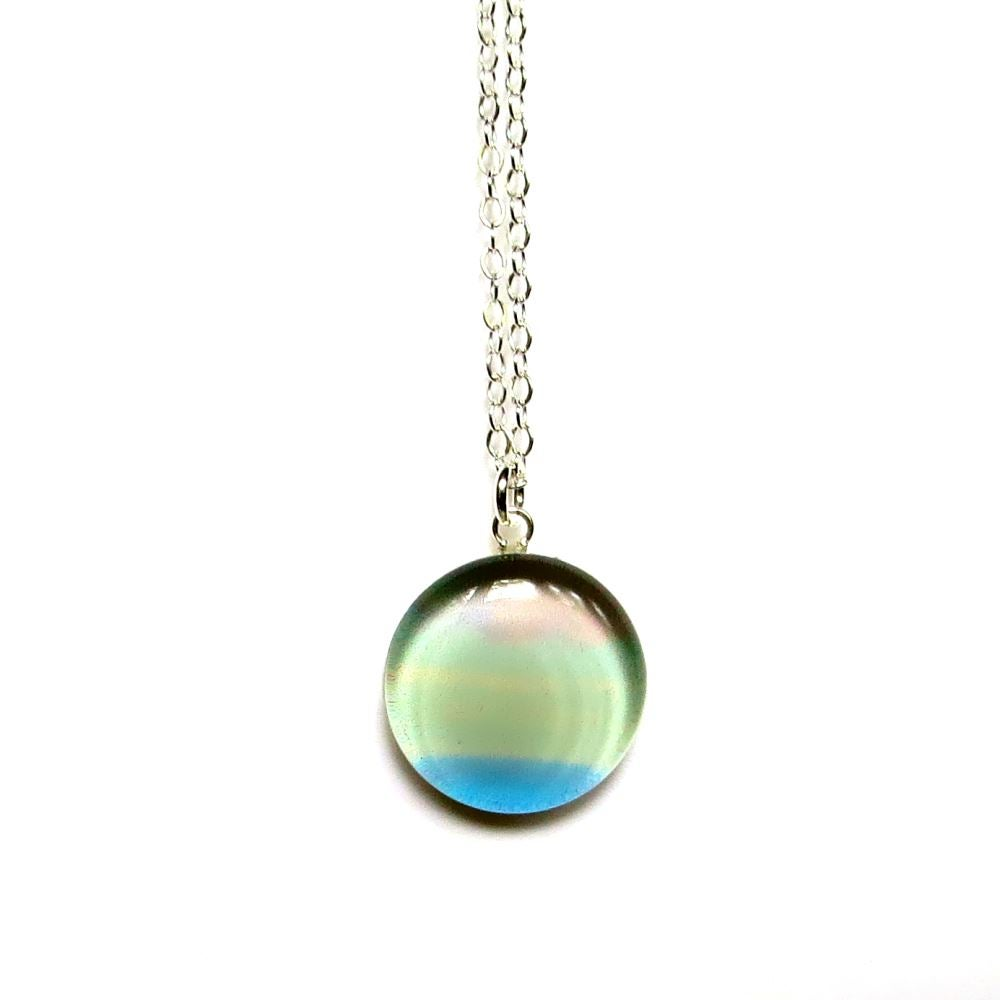 Image of Pink Sky necklace