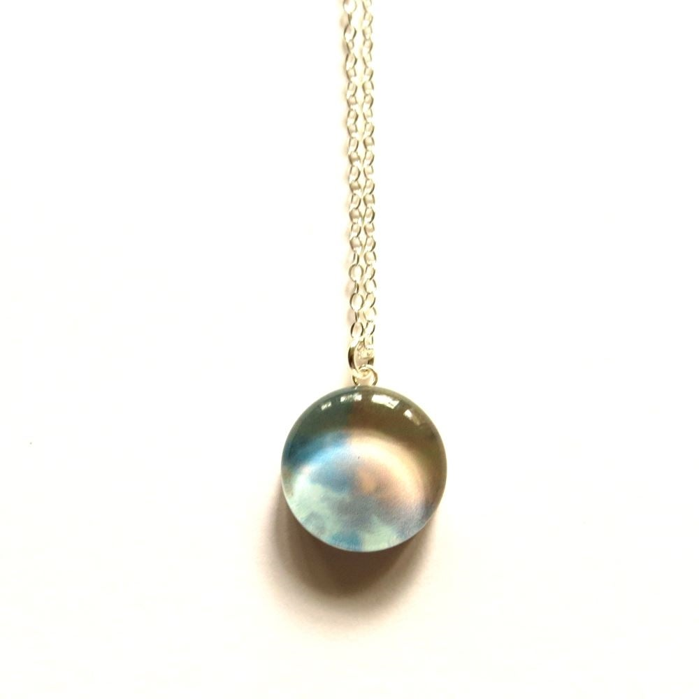 Image of Clouds necklace