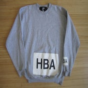 Image of Hood by Air Classic Box Logo Sweatshirt, M