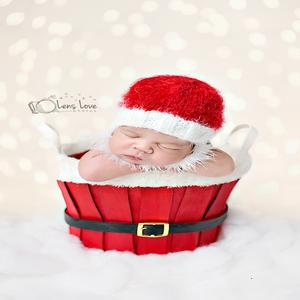 Image of Santa Beard Hat