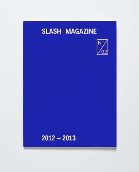 Image of Slash magazine n°2