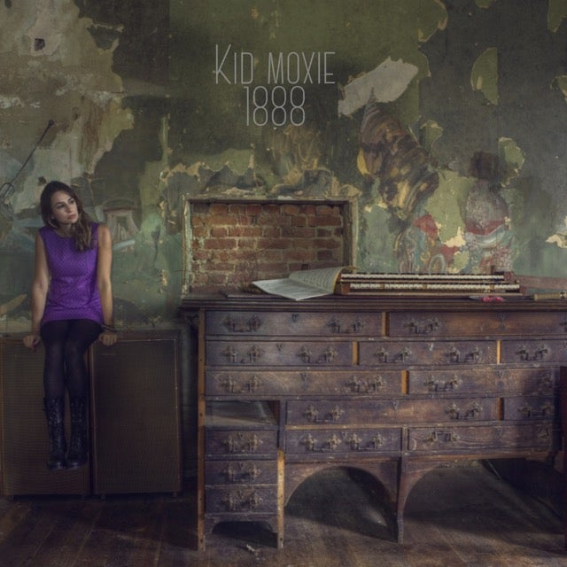 Image of LPUN48 Kid Moxie:1888 LP