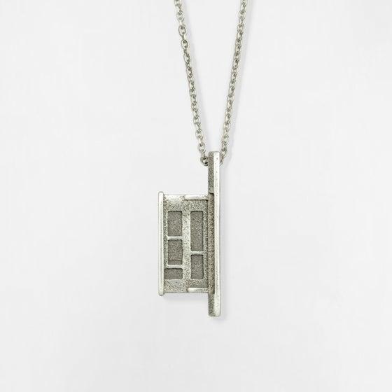 Image of Necklace BERLIN No.202 Silver