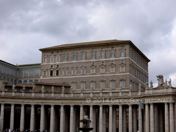Image of Apostolic Palace