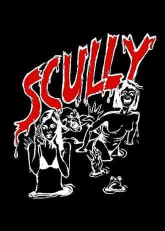 Image of SCULLY creep shirt - black