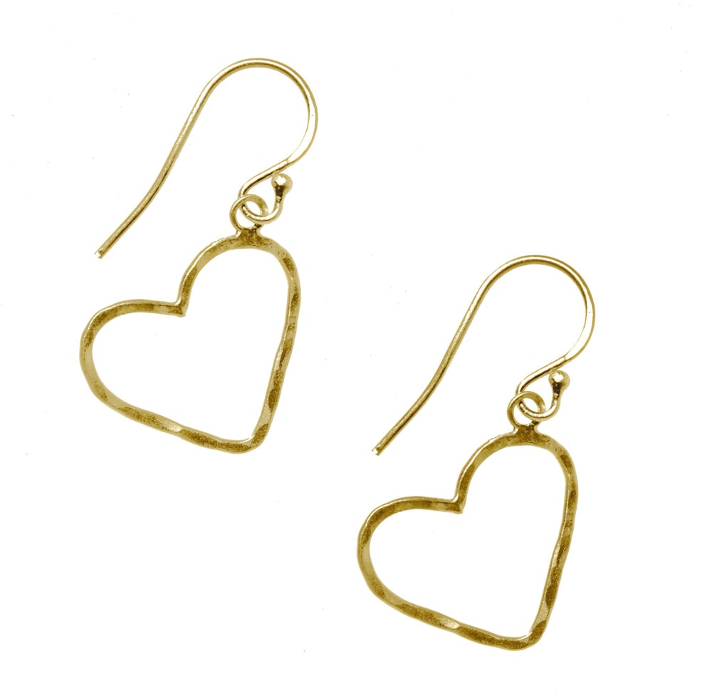 Image of Heart Earrings