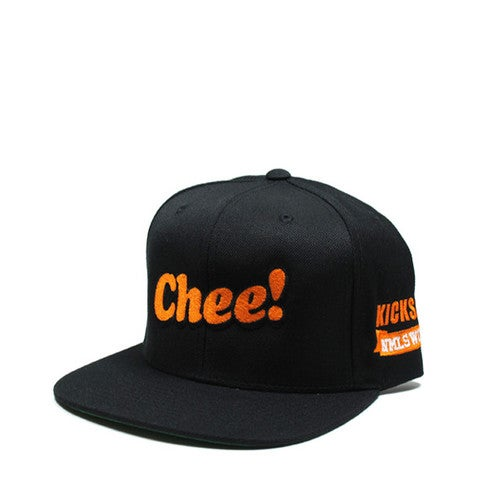 Image of Chee! NMLS WORLD x KICKS HAWAII Snapback