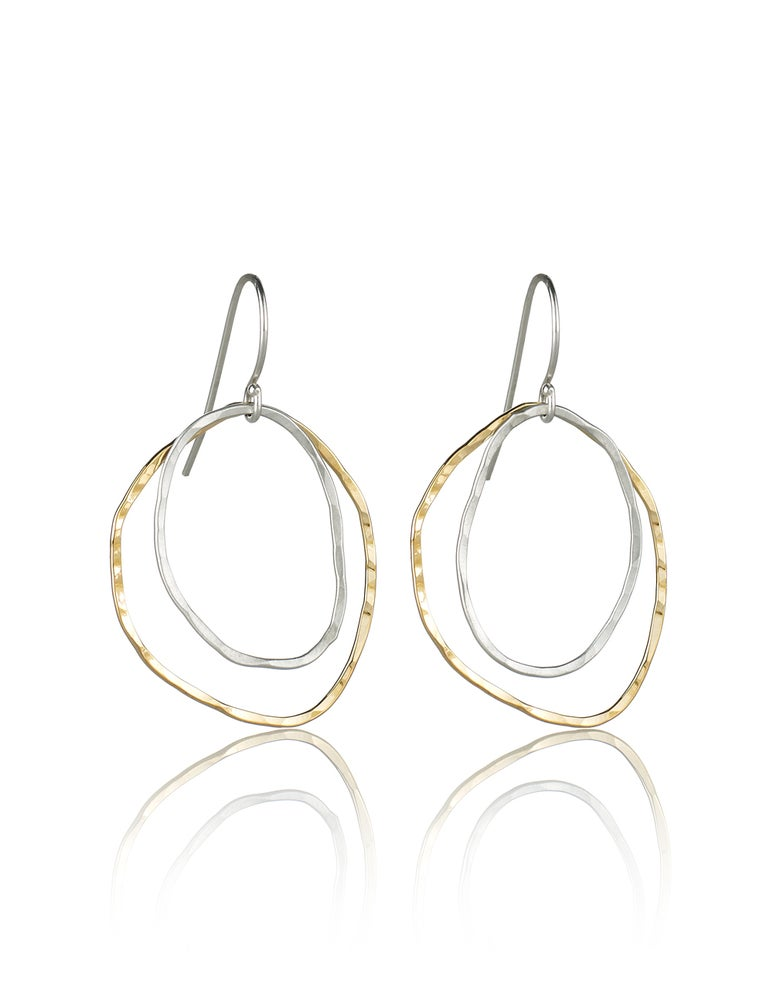 Image of Two River Rocks Earrings